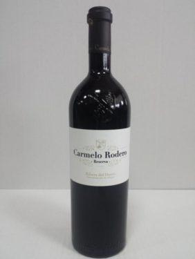 CARMELO RODERO Reserva 2012