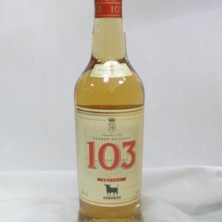 103 Etiqueta Blanca