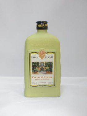Crema de Limón VILLA MASSA