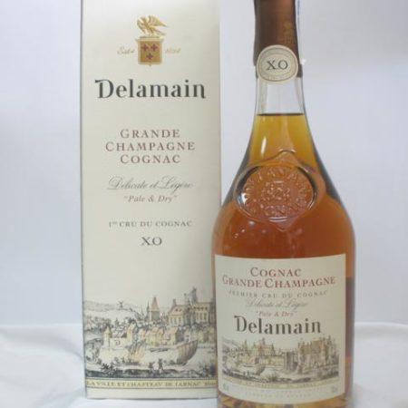 "DELAMAIN ""Pale & Dry"" XO"