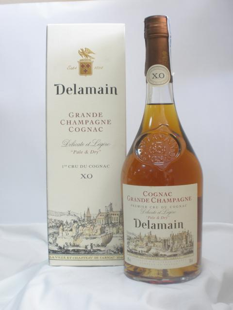 "DELAMAIN ""Pale & Dry"" XO"