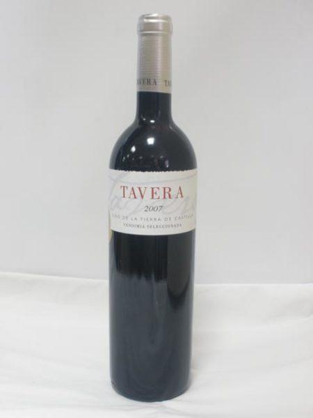 TAVERA Vendimia Seleccionada 2012