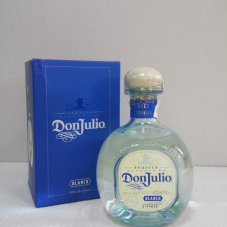 DON JULIO Tequila reserva blanco